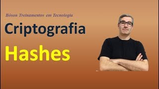 Criptografia - Hashes - Resumos de Mensagens - 09