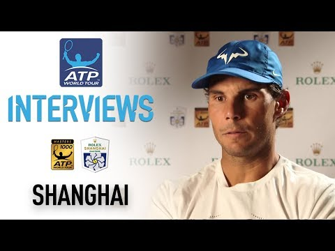 Nadal Reflects On Dimitrov SF Win Shanghai 2017