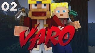 Möge das Farmen.. BEGINNEN! YEAHHH... oder so ★ Minecraft Varo 3 [02]