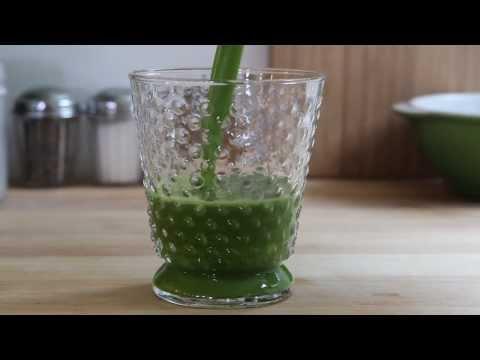 How to Make Green Lemonade   Juicing Recipes   Allrecipes.com