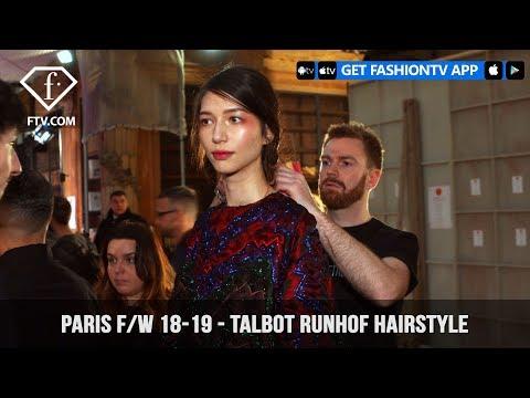 talbot-runhof-braided-hairstyle-paris-fashion-week-fall/winter-2018-19-|-fashiontv-|-ftv