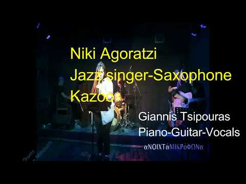 Niki Giannis (Route 95 Orchestra)-Commercial Spot