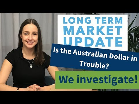 A Long Term Look At The Australian Dollar | AUD Against USD, EUR, GBP & NZD.