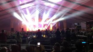 the chainsmokers intro at bonnaroo 2016 this tent