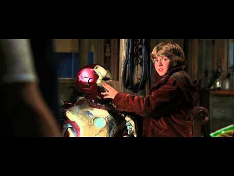 Iron Man 3 - Tony Stark incontra il Bambino   HD