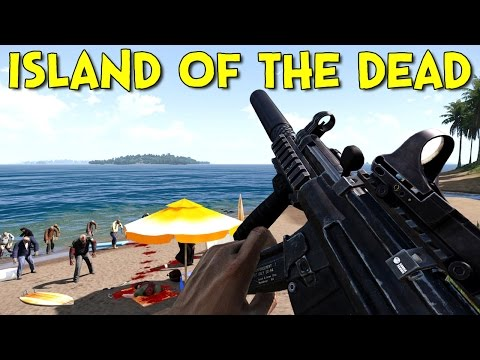 ISLAND OF THE DEAD! - Arma 3: DayZ Tanoa - Ep.1
