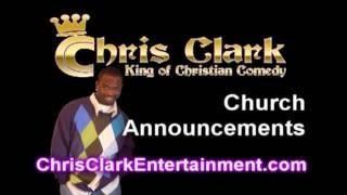 CHURCH ANNOUNCEMENTS - EP. 3