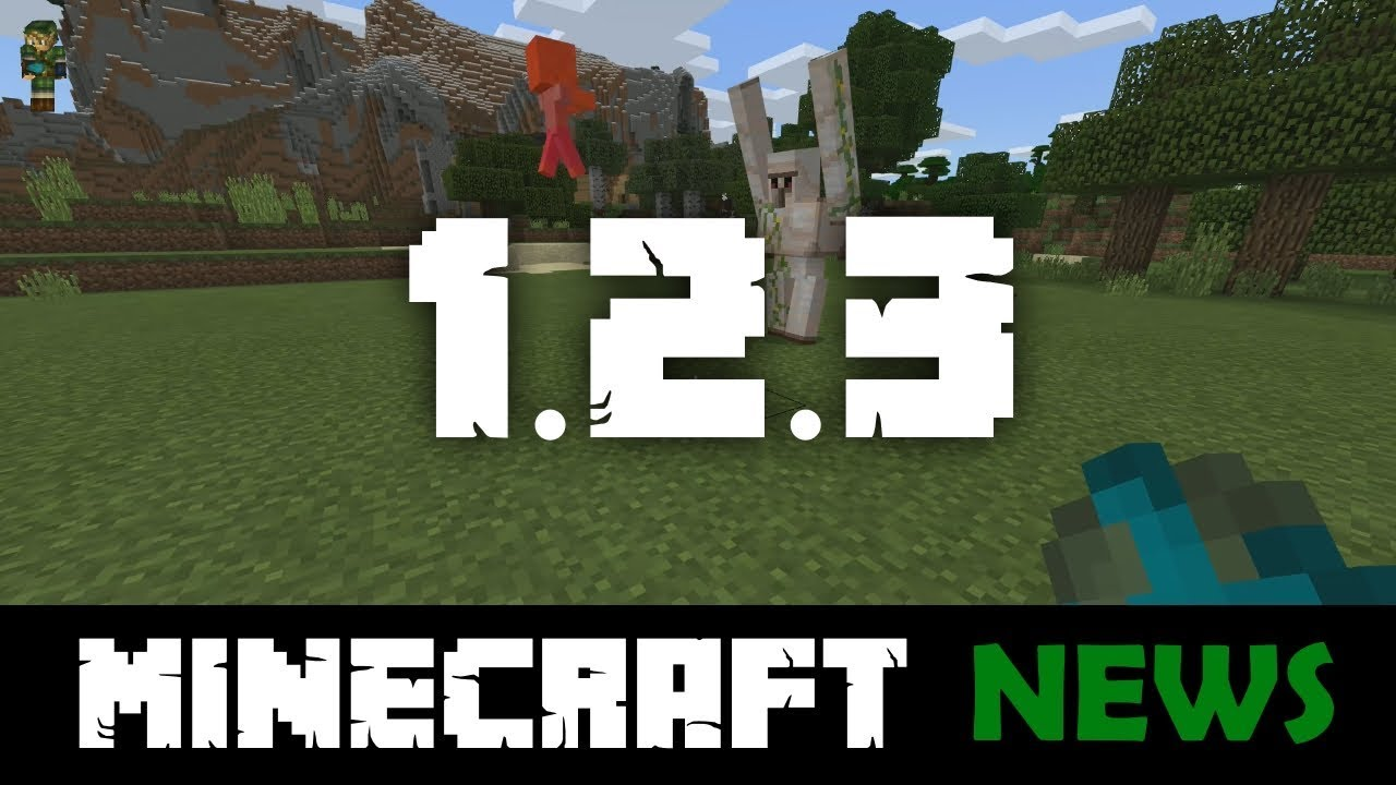 What S New In Minecraft Bedrock Edition 1 2 3 Youtube