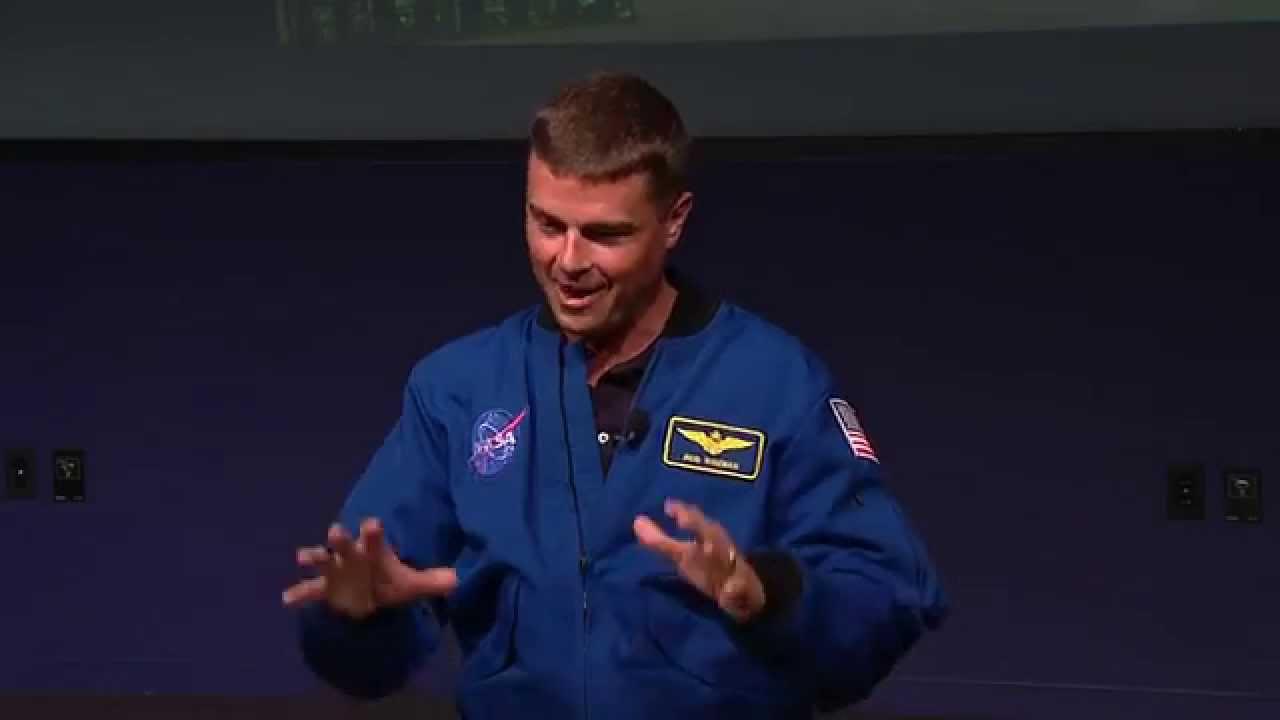 Expedition 41 flight Engineer Astronaut Reid Wiseman Gives ...
