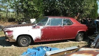 1964 Chrysler 300 K, 2dr, 413 V8, Nice Interior, For Sale, $3100, Call 1-864-348-6079