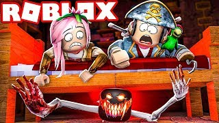 """DON'T LOOK UNDER YOUR BED! - ROBLOX """"PAUROSO"""""""