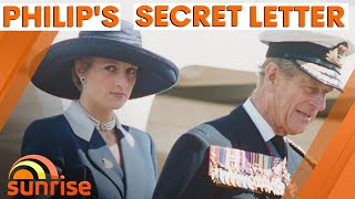 PHILIP'S SECRET LETTER  | Paul Burrell's explosive new interview about Diana & the Queen | Sunrise