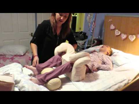 Bedtime Routine (Part 2) - Leanne's Story, Episode 5   #notanurse_but