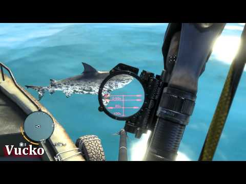 Far Cry 3 - Shark Hunting!