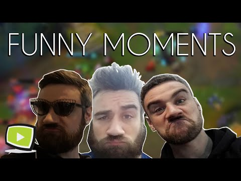 Rivington - Funny Stream Moments | (League of Legends)