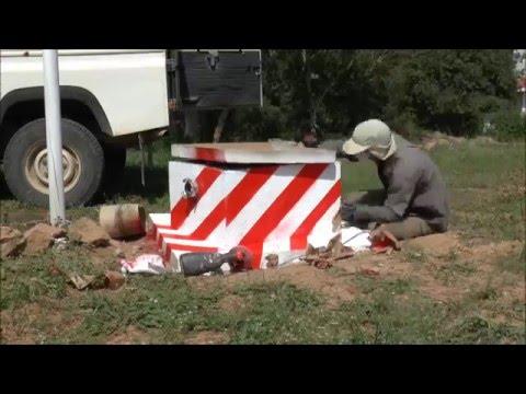 Instalando hidrantes contra incendios forestales thumbnail