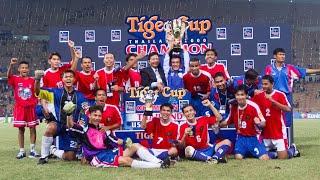 Thailand vs Indonesia (AFF Championship 2000: Final Full Match)
