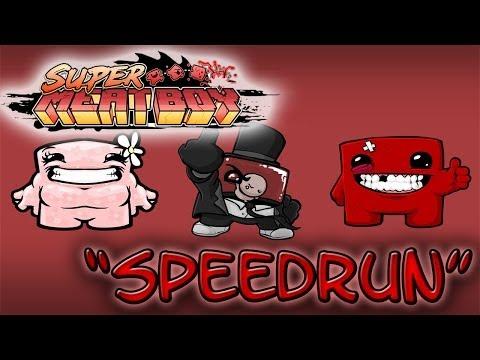 Jak rychle dokážu dohrát Super Meat Boye?