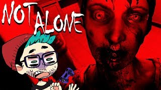 Not Alone (New Indie Horror Game) Lets Play | PC Gameplay Walkthrough