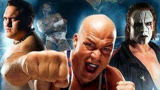 TNA Impact! Cross the Line [PSP] Full OST