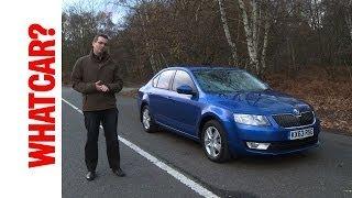 2013 Skoda Octavia long-term test - first report - What Car?