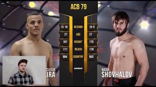 Обзор турнира ACB 79 – ММА в Грозном | RASKOVAL №2