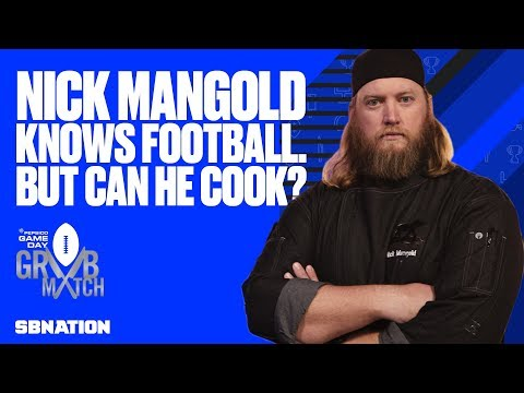 Pro football legends face off in the PepsiCo Game Day Grub Match I Episode 3 [Advertiser content]