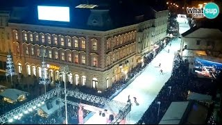 Zagreb SNOW QUEEN TROPHY - Time Lapse ...