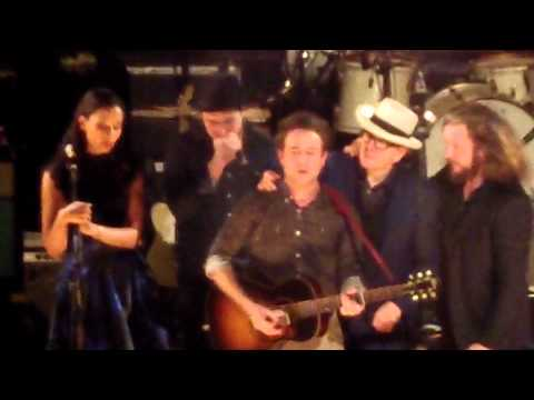 The New Basement Tapes ~ Card Shark (Unamplified) LIVE @ The Ricardo Montalban Theater