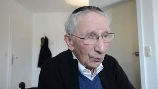 Gespräch mit KZ-Überlebenden Helmut Gustav Simon