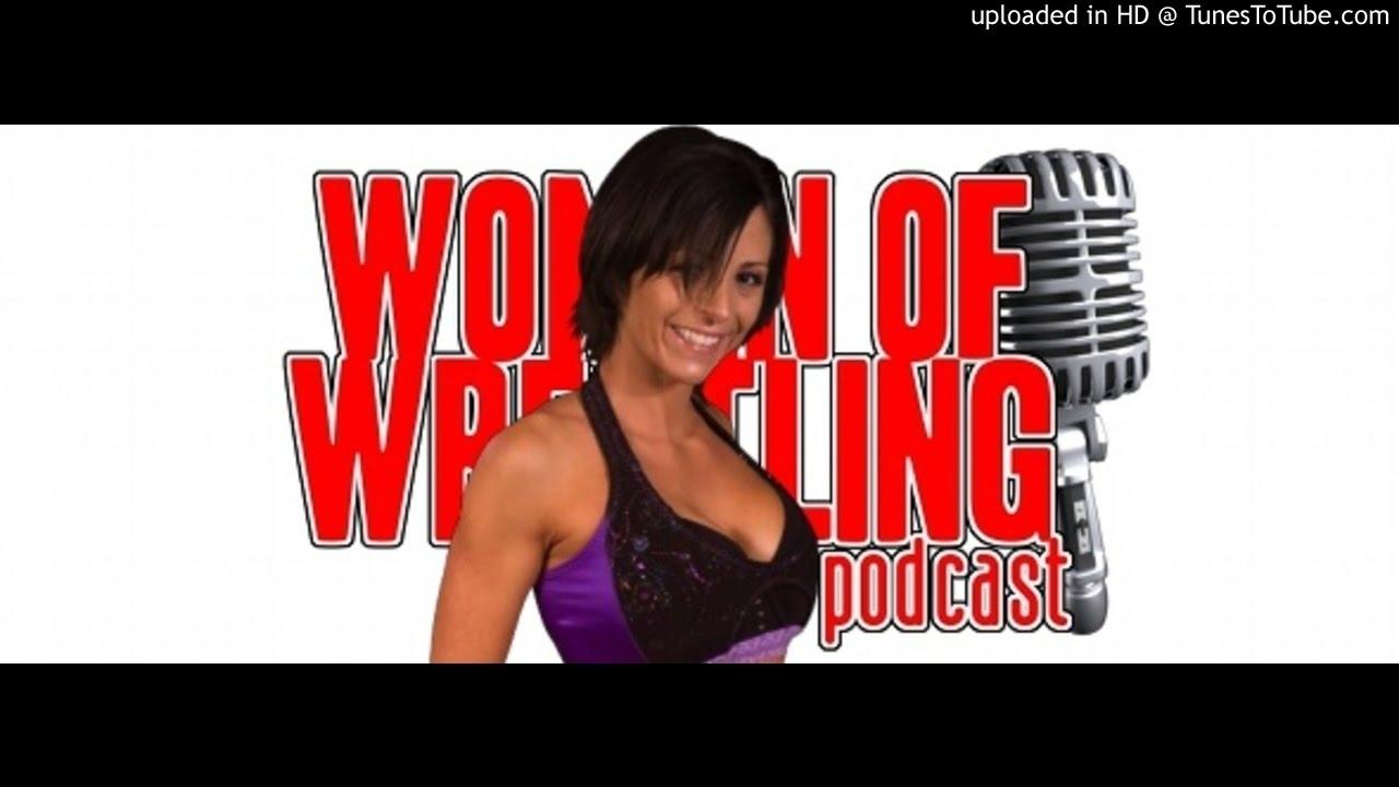 eb2c9469 Serena Deeb - Women Of Wrestling Podcast 51 - YouTube