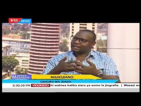Mahojiano kuhusu ushuru wa ziada  Afrika Mashariki