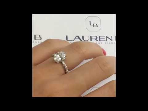 solitaire platinum ct carat engagement rings ring diamond