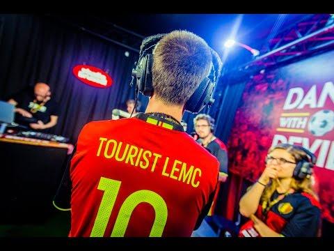 Interview Tourist LeMC (Dance With The Devils 2016)
