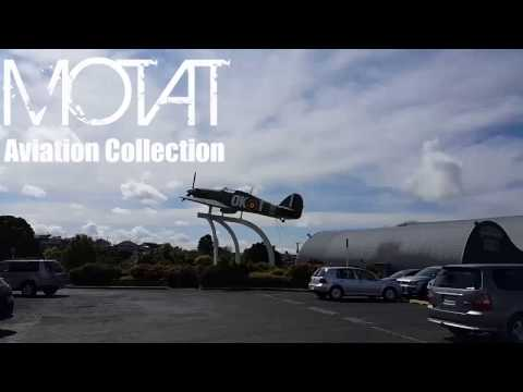 My Travelogue - MOTAT AVIATION - Museum of Transport and Technology Auckland