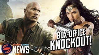 Jumanji KOs Wonder Woman & Spider-Man - Charting with Dan