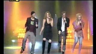 Alcazar This Is The World We Live In Live Greek Fame Story 2004