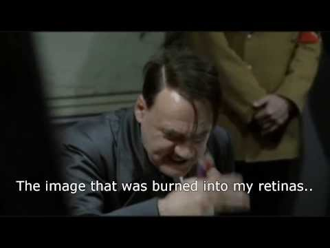 Hitler Finds Out About Boku no Pico