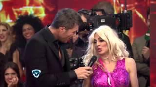 Showmatch 2014 - El descontrol llegó a Showmatch Tortazos, corridas y venganza de Navarrete