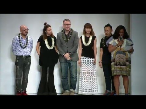 Hawaiian Airlines presents Runway to Runway Fashion Show at HONOLULU Fashion Week