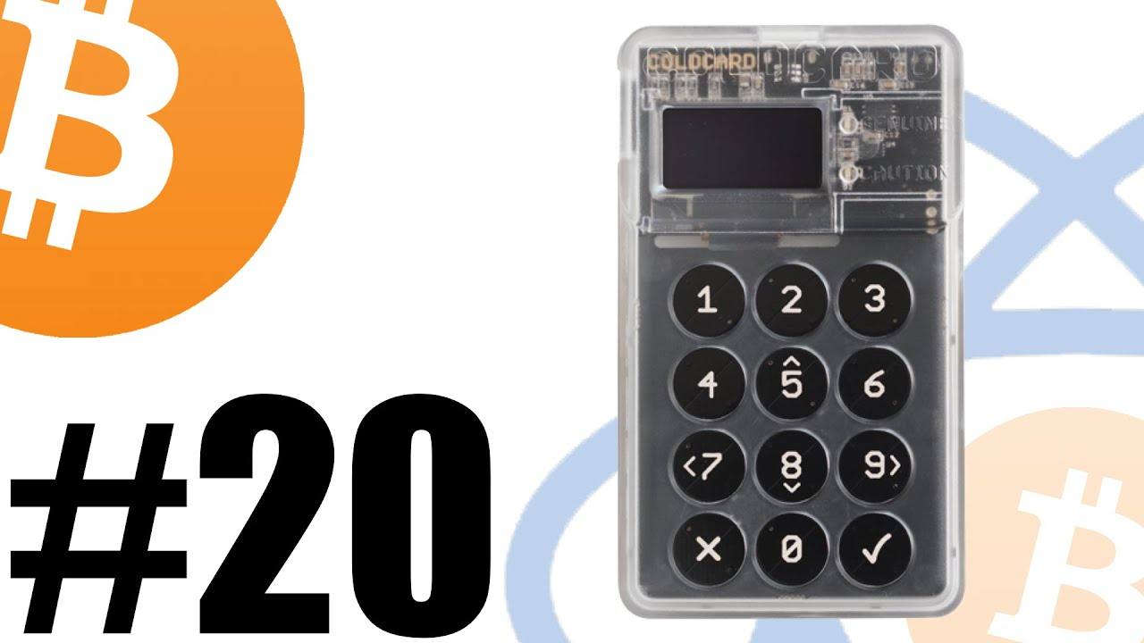 Coldcard Wallet – Coldcard is the Ultrasecure Bitcoin hardware wallet