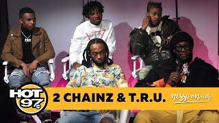 2 Chainz & T.R.U. Label on Putting People On, Kobe & Investing