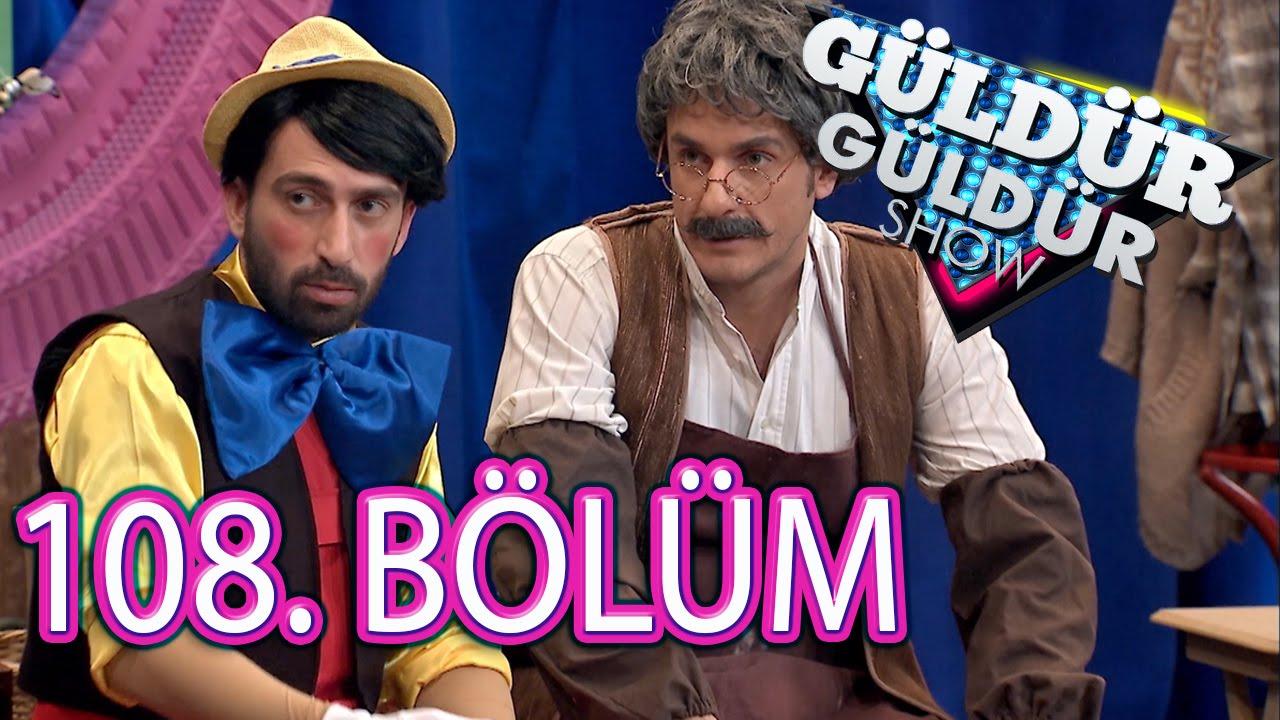 Güldür Güldür Show 108 Bölüm Tek Parça Full Hd 4 Mayıs çarşamba