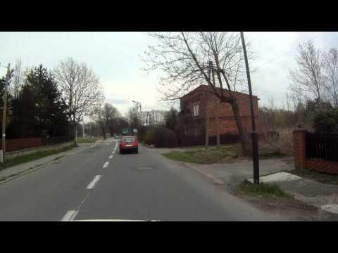 ARS Rybnik 2012 OES 2 - Próba 3 i 4 - Opel Astra II  Cebula / Gromek.MP4