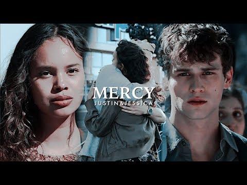 ► justin&jessica; mercy