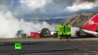video-plane-catches-fire-forces-emergency-landing-