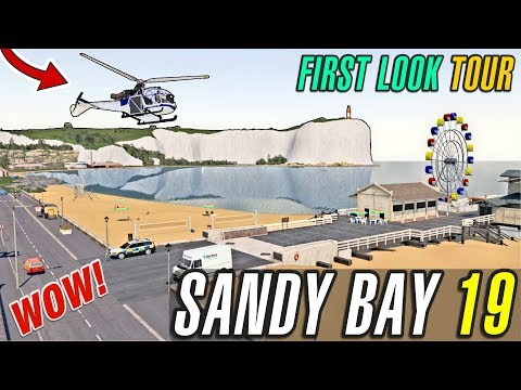 THIS MAP WILL AMAZE YOU! Welcome to SANDY BAY 19 by Oxygendavid