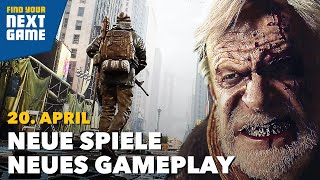 Resident Evil, Age of Empires und exklusives Gameplay aus neuen Spielen | FYNG: Spring Edition Day 1
