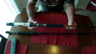 difference between spinning and casting rods