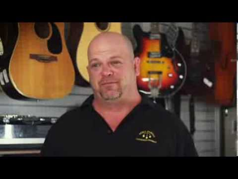 "Xtra Energy ""Treasure"" featuring Pawn Stars"